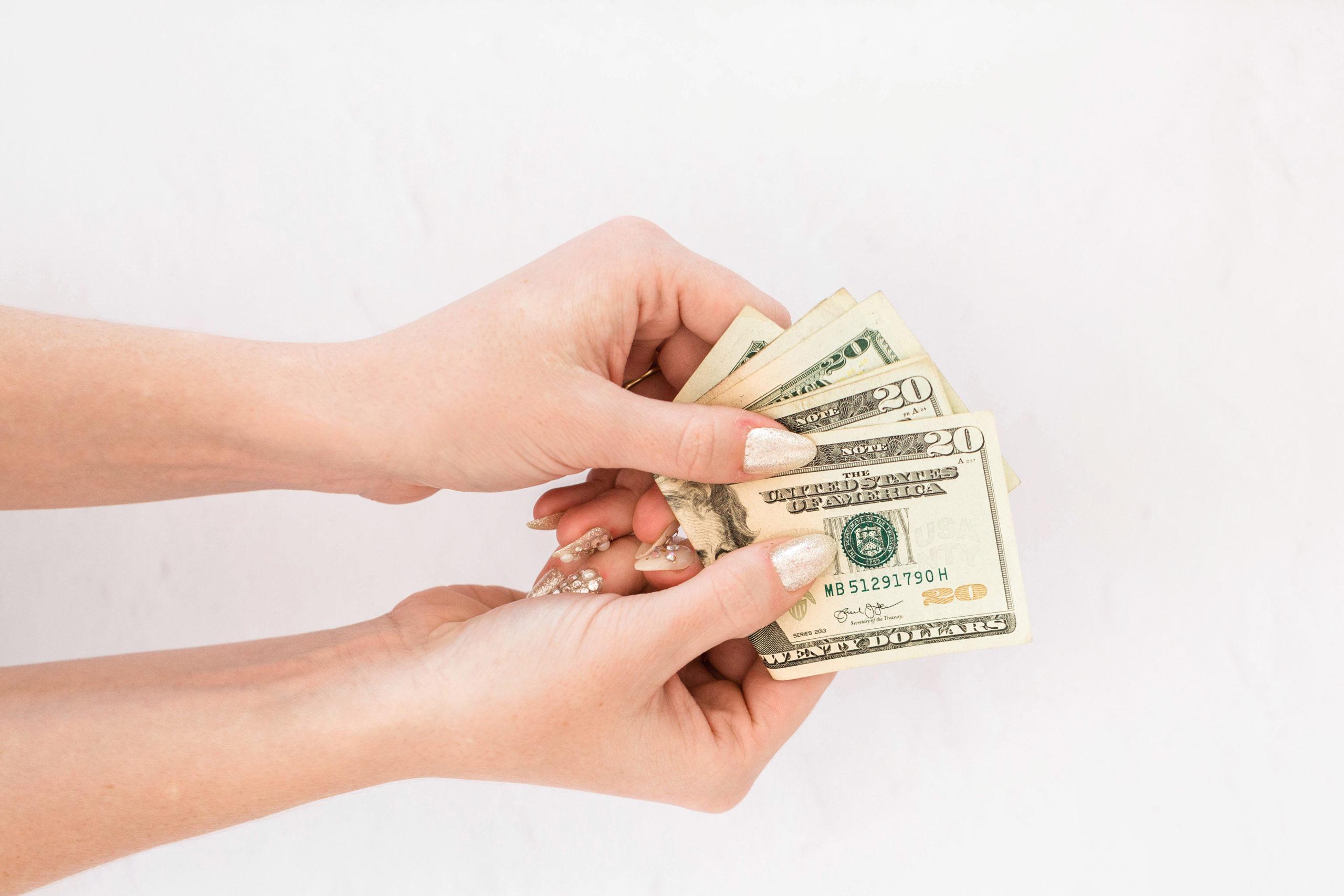 Você faz investimentos ou só gasta?